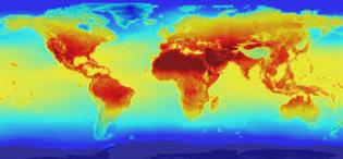 image for Impact of climate change on Legionella risk