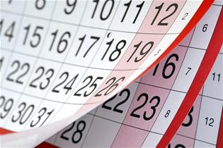 image for Legionella control timetable: what to do and when